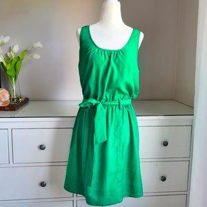 Jacob Emerald Green Dress